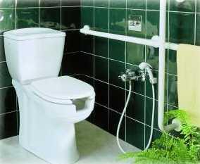 klozet w WC